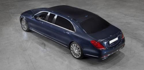 Mercedes Maybach  06