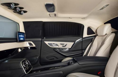 Mercedes Maybach  10