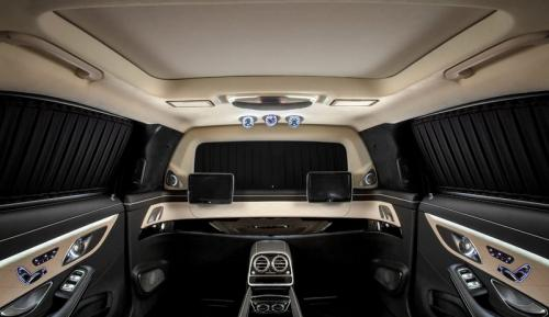 Mercedes Maybach  19