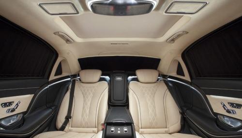 Mercedes Maybach  22