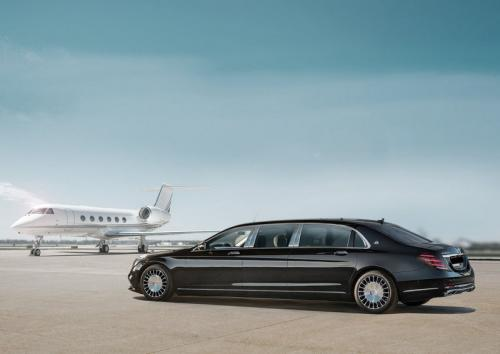 MERCEDES MAYBACH S650 STRETCHED 001