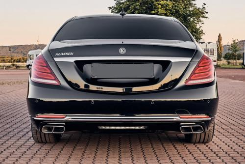 MERCEDES MAYBACH S650 STRETCHED 004