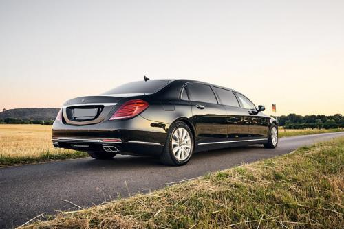 MERCEDES MAYBACH S650 STRETCHED 007