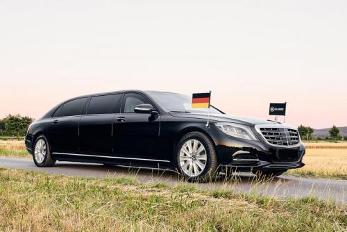 MERCEDES MAYBACH S650 STRETCHED 008