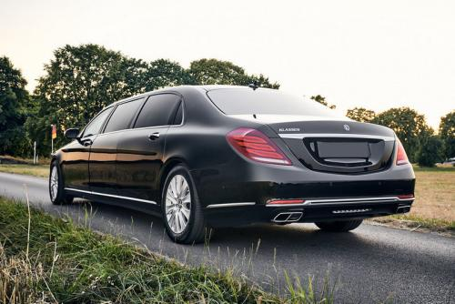 MERCEDES MAYBACH S650 STRETCHED 010