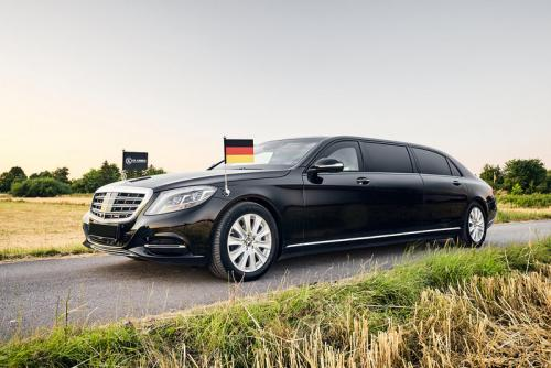 MERCEDES MAYBACH S650 STRETCHED 012