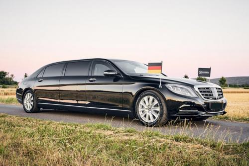 MERCEDES MAYBACH S650 STRETCHED 013