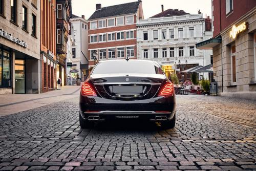 MERCEDES MAYBACH S650 STRETCHED 015