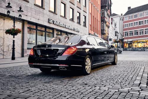 MERCEDES MAYBACH S650 STRETCHED 016