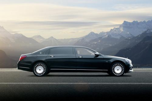 Limousine Mercedes maybach S650 05