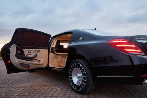 Limousine Mercedes maybach S650 10