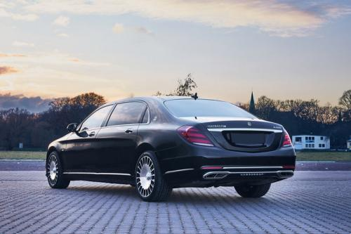 Limousine Mercedes maybach S650 20