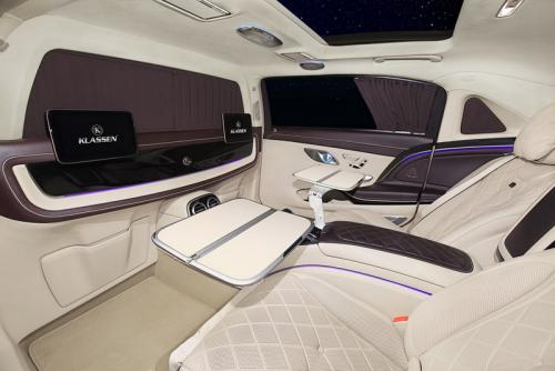 Limousine Mercedes maybach S650 26
