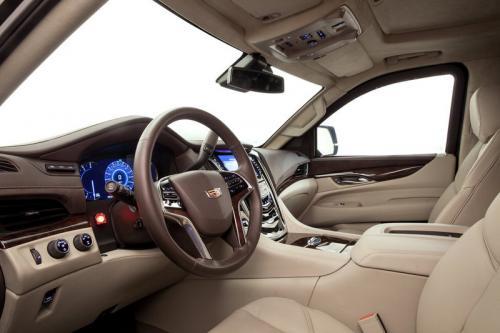 Cadillac Escalade Armored01