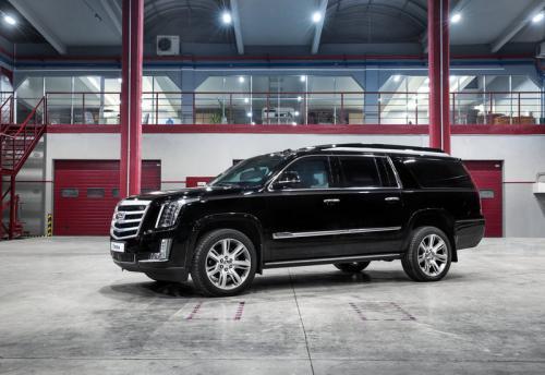 Cadillac Escalade Armored11
