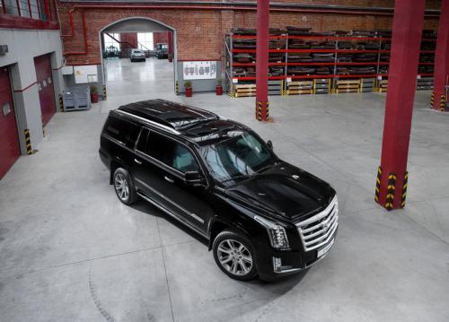 Cadillac Escalade Armored28