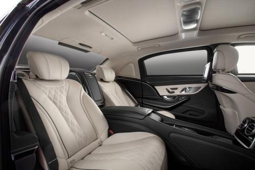 Mercedes S650 10