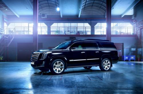 Cadillac Escalade Armored029