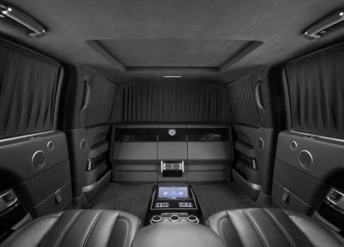 Land Rover Range Rover 5.0SCV813