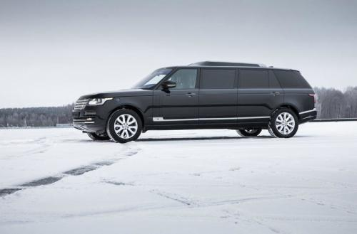 Land Rover Range Rover 5.0SCV820