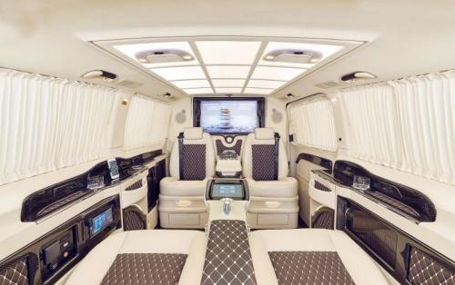 Mercedes V Class 03