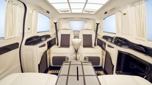 Mercedes V Class 11